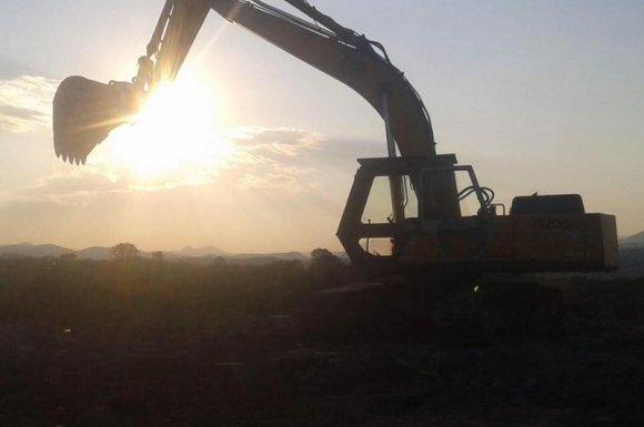 Engins de chantier pour le terrassement Nîmes