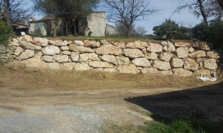 Entreprise de terrassement et enrochement Nîmes