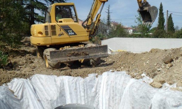 Création de puit Nîmes